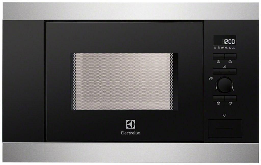 c5720ef7f Mikrovlnná rúra ELECTROLUX, vstavaná, 800 W, 17 l, nerez oceľ | WHAAT.SK