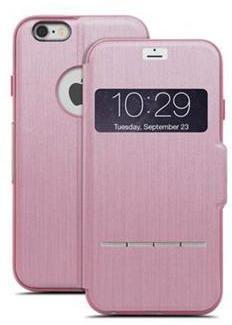 MOSHI púzdro SenseCover pre iPhone 6 6s - Rose Pink (99MO072303 ... 718a48e9362