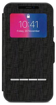 MOSHI púzdro SenseCover pre iPhone X - Metro Black (99MO072010 ... 27317a88108