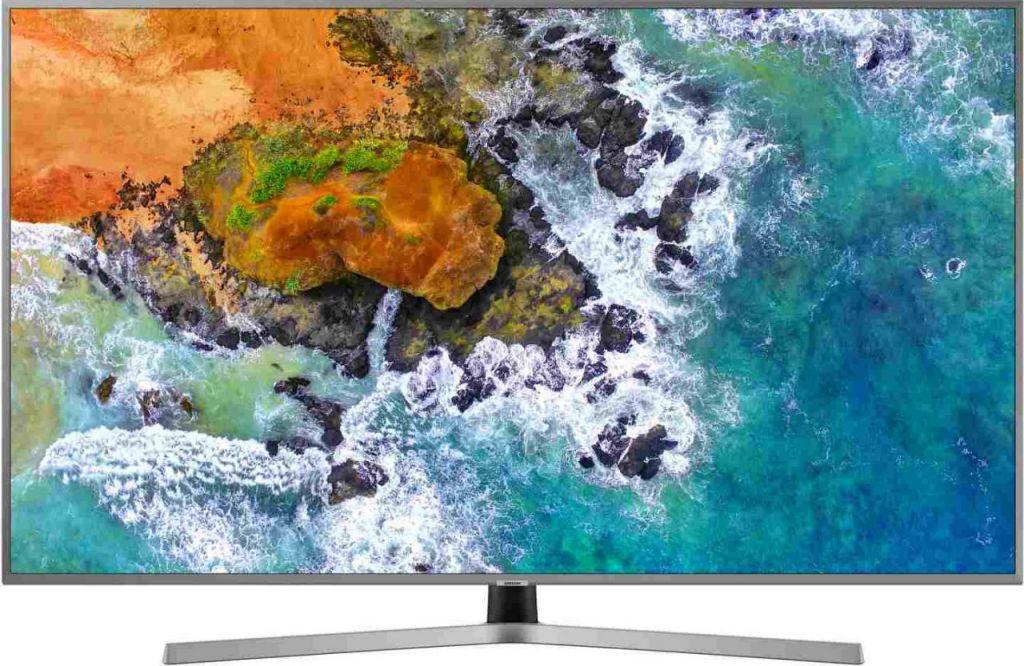 da343259f LED TV SAMSUNG, 127 cm, UHD, PQI 1800, DVB-T2/C/S2, WiFi, Bluetooth Audio,  Smart ovládač TM1890A,