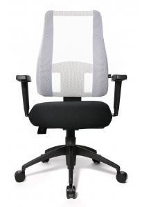 429d8c9b2102 TOPSTAR Kancelárska stolička LADY SITNESS DELUXE biela