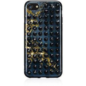 SWAROVSKI kryt Extravaganza pre iPhone 8 - Onyx Jet. ad5c0ea8554
