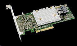Adaptec Microsemi Adaptec SmartRAID 3151-4i Single 12Gbps SAS/SATA 4 porty int., x8 PCIe Gen 3, cach