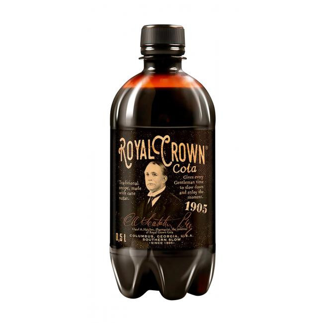 Royal crown Royal Crown Cola 0,5l PET Classic